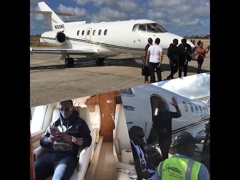 Church Members Buy Private Jet For A Pastor As His Birthday Gift In Ghana Photos