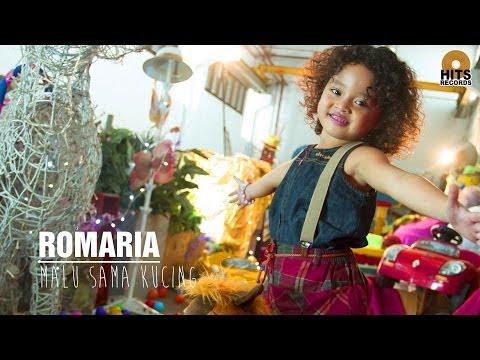 Romaria - Malu Sama Kucing [Official Music Video]