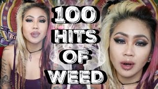 100 HITS OF WEED
