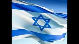 Israeli National Anthem -  Hatikvah  (HE-EN)