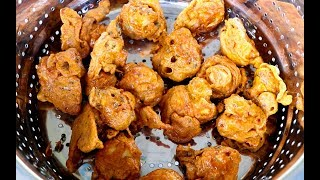 Spicy Deep Fried Mushroom Recipe - Indian Style Fried Mushroom