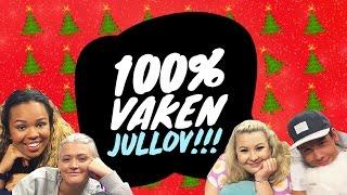 Avsnitt 3: 100% Vaken Jullov med Ben Mitkus, Sara Songbird, Kammi Rosenskjold och  Sabina Decireé