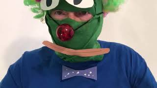 Clown Pepe destroyed by Liberals;  Honk Honk; Clown World;   parody; comedy