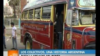 Vivo en Argentina - La historia de los colectivos - 24-09-12 (1 de 2)