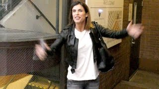 Elisabetta Canalis Wishes X17 A Merry Christmas And Happy New Year!