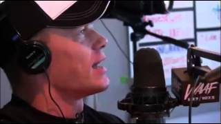 """John Cena reveals the origin of """"You Can't See Me"""""""