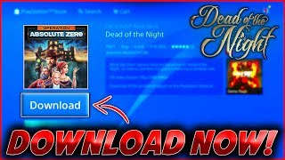 DOWNLOAD DLC 1 'DEAD OF THE NIGHT