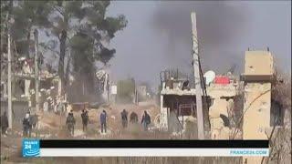 تحول جذري في الصراع السوري!!