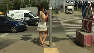 City-Feet.com - Gorgeous girl with tought soles - Sveta [3]