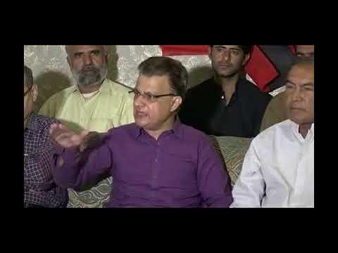 Xxx Mp4 Save Pakistan Safe Pakistan Ayaz Latif Palijo Press Conference Against Corrupt Politicians 3gp Sex