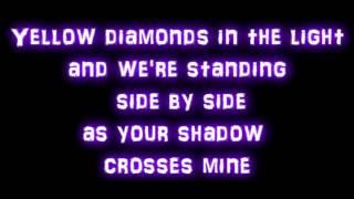 Rihanna - we found love ft. Calvin Harris LYRICS