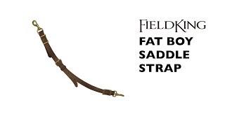 FieldKing Fat Boy Saddle Strap