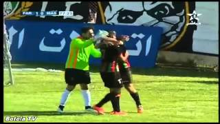● أفضل 5 أهداف للأسبوع  ● الجـــولــة 25  ● الدوري المغربي الممتاز للمحترفين 14/15