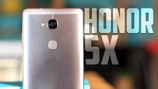Honor 5X, Review en Español