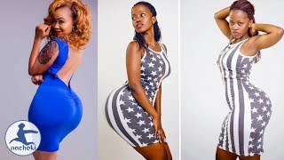 Top 10 Countries in Africa With The Most Curvy Women
