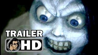 CONJURING THE WITCH'S DOLL Official Trailer (2017) Horror Movie HD