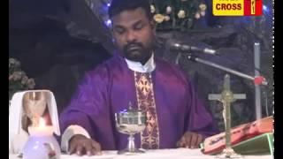 Holy Cross Tv Daily Catholic Tamil Mass - 24-03-2017