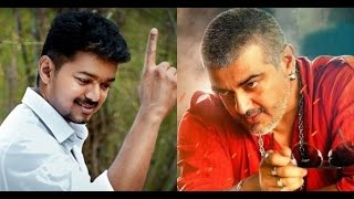 Vijay's Theri Missed to Beat Ajith's Vedalam opening record | Tamil Cinema Hot News