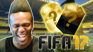 FIFA 17 PACK OPENING!!!!