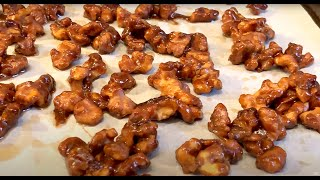 Candied Walnuts - You Suck at Cooking (episode 83)