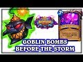 Download Video Download Goblin Bombs Before The Storm Bringer ~ The Boomsday Project ~ Hearthstone 3GP MP4 FLV