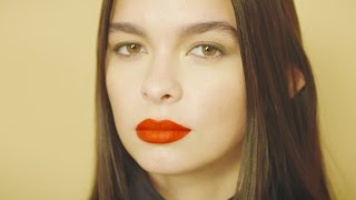 Beauty Focus: how to apply red lipstick