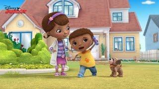 Fetchin' Findo | Doc McStuffins | Disney Junior UK