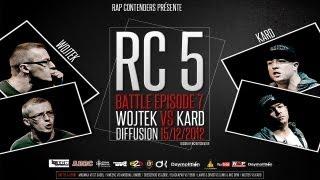 Rap Contenders - Edition 5 - Kard vs Wojtek