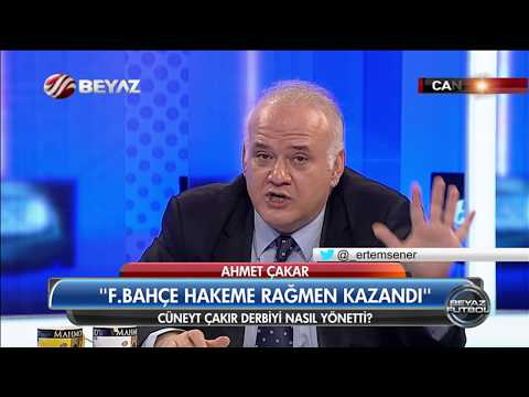 Ahmet Çakar: Utanmıyor musun Cüneyt?