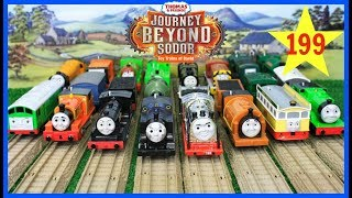 THE GREAT RACE #199 Thomas and Friends TrackMaster Journey Beyond Sodor THOMAS & FRIENDS TOY TRAINS