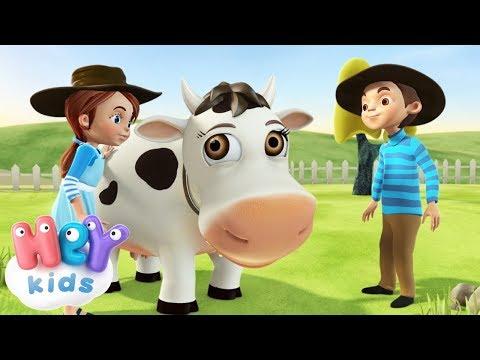 Xxx Mp4 La Vaca Lechera Canciones Infantiles HeyKids 3gp Sex