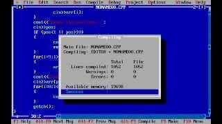 C++ Program Performing Insertion on Array (www.codealias.blogspot.com)
