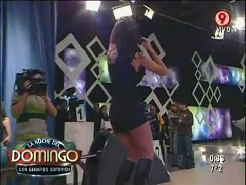 Xxx Mp4 Veronica Crespo En La Noche Del Domingo 21 08 2011 3gp Sex