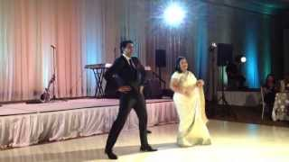 Oppa Momma Style - Indian Reception Mom & Son Dance