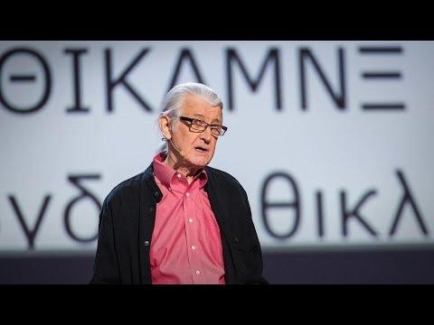 Matthew Carter: My life in typefaces