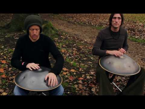 Hang Massive - Once Again - 2011 ( hang drum duo ) ( HD )