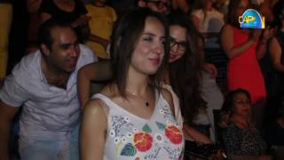 """حسان الدوس """"طاير"""" على ركح مهرجان الحمامات الدولي"""