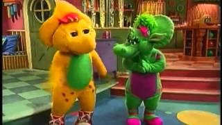 Barney's Pajama Party 2001
