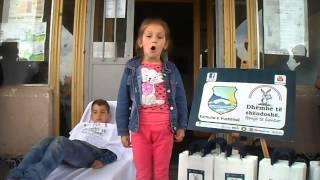 """494. Learta Pllana, Voto poezin për Dhëmbët, SH.F. """"Bahri Kuçi"""", Shtruerë - Vushtrri"""