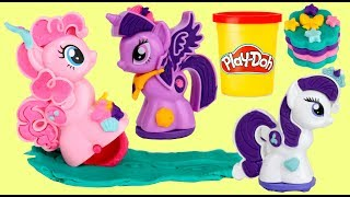 Playdoh Harmony Makers with My Little Pony (MLP) The Movie Friendship Festival Activity Toy Set
