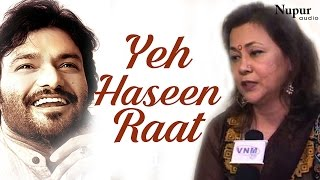 Yeh Haseen Raat | Miss India | Babul Supriyo, Poornima | Bollywood Romantic Songs | Nupur Audio
