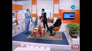 سوتی ها و خنده دار ترین جوک ها در برنامه زنده تلویزیون