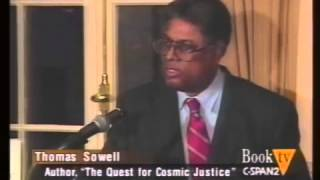 Thomas Sowell - The Quest for Cosmic Justice (Full Video)