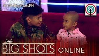 Little Big Shots Philippines Online: Carlo   Viral Gigil Kid