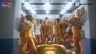 Jungle Jail - Đắng lòng thanh niên trong tù ảo tưởng sức mạnh