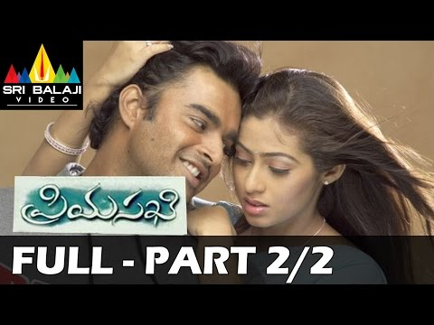 Priyasakhi Telugu Full Movie Part 2/2 | Madhavan, Sada | Sri Balaji Video