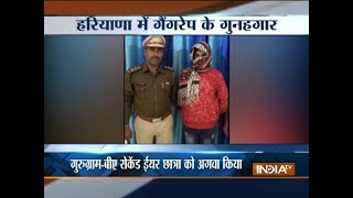 Gurugram: College student abducted, raped in moving car
