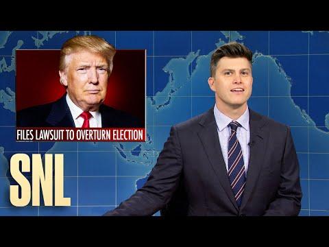Weekend Update Trump Loses Election Lawsuits SNL