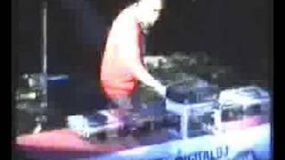 DJ FaFan (Indonesia) - Pioneer DJ Battle 2008 Asian Final