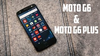 Moto G6 & Moto G6 Plus Price, Release Date & Specifications ( Pic Shown - Moto G5s+ & Moto G5 )